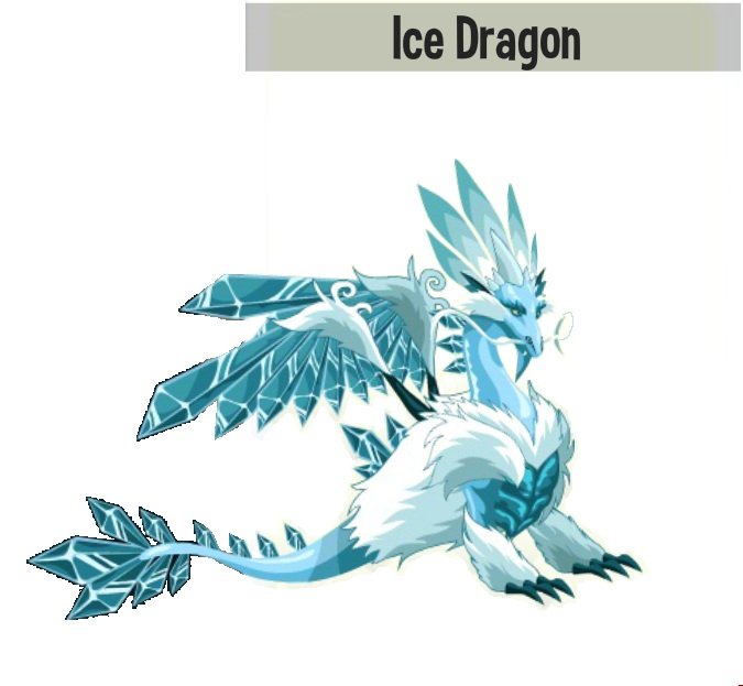 ice elemental dragons - photo #14