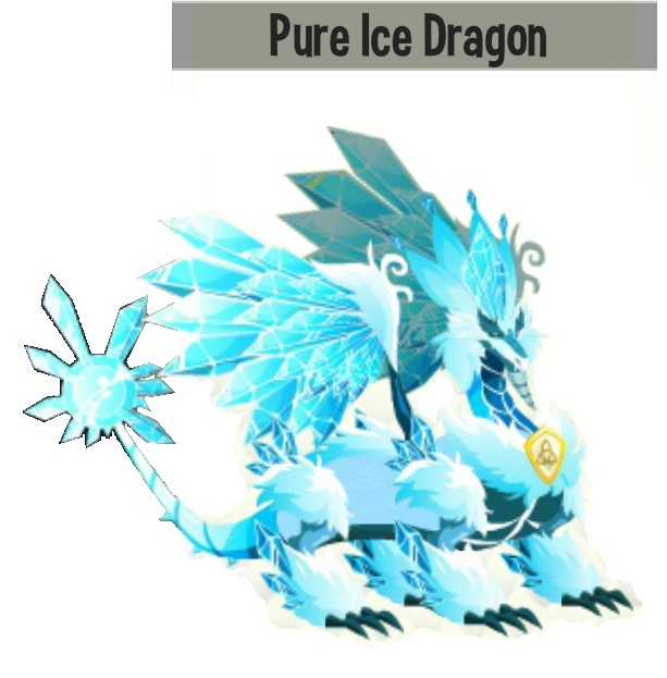 Pure Ice Dragon Picture
